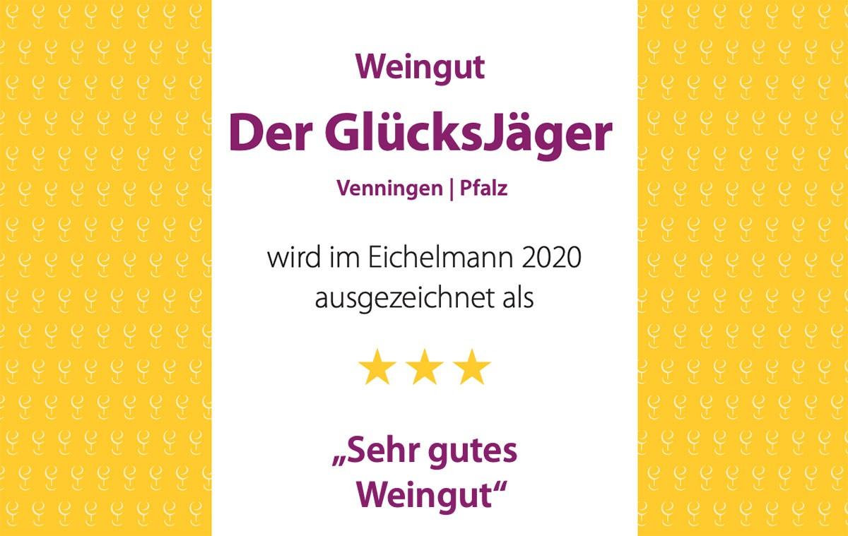 Auszeichnung von Eichelmann 2020