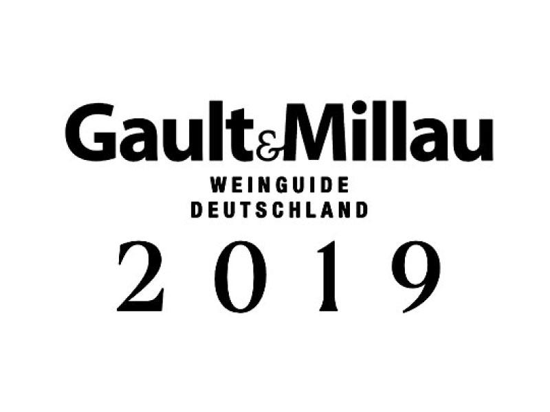 Die neue Gault & MIllau Urkunde 2019 für den GlücksJäger ist eingetroffen!