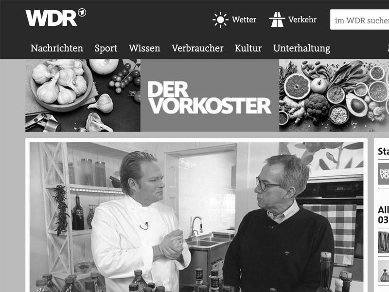 Der Vorkoster - WDR 03.03.2017