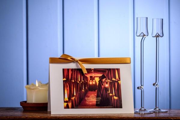 Gift box symphony