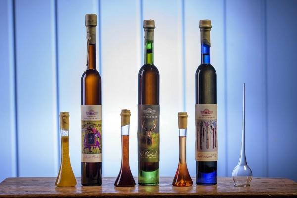 Kleine Kostbarkeiten für besondere Anlässe 3 er Set incl. Nachfüllflaschen