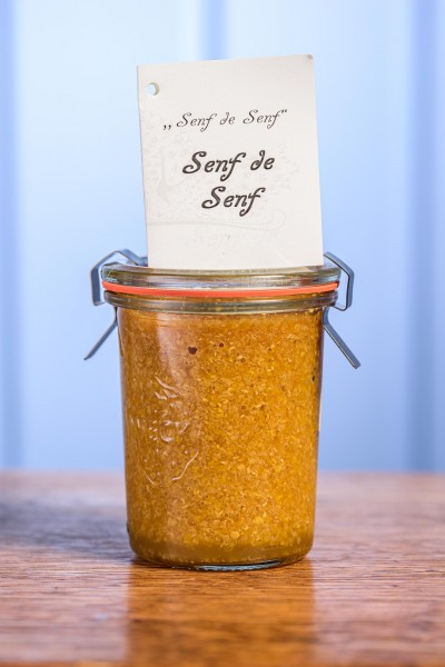 Mustard Senf de Senf pur